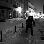snieg zima odsnieżanie