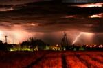 wyładowania elektryczne zdjęcia płocka burza płock fotoreportaż warszawa błyskawice pioruny