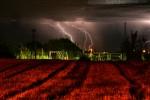 burza płock zdjęcia fotoreportaż warszawa błyskawice