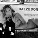 strażacy plakat dziewczyna piękna