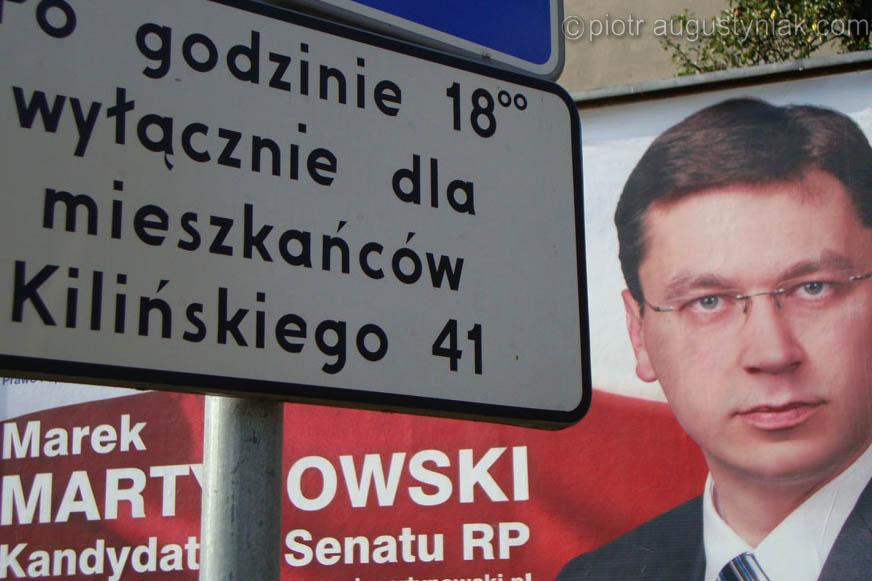 piotr Augustyniak fotografia zdjecia galeria plock plakat wtborczy wybory 2011  fotograf mazowsze polska zdjecia na zamowienie plakat wyborczy profesjonalne fotografie