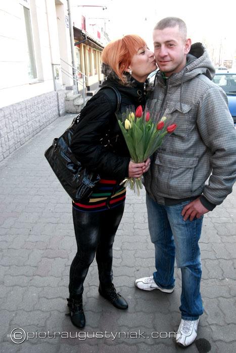 Dzień kobiet w płock fotoreportaż zdjęcia Płock