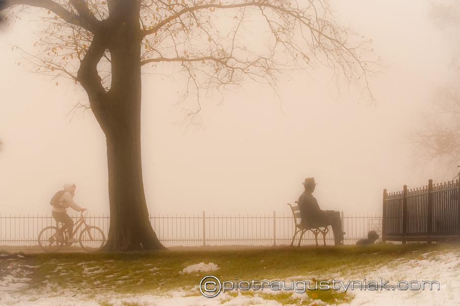 fotograf płock warszawa zdjęcia mgła