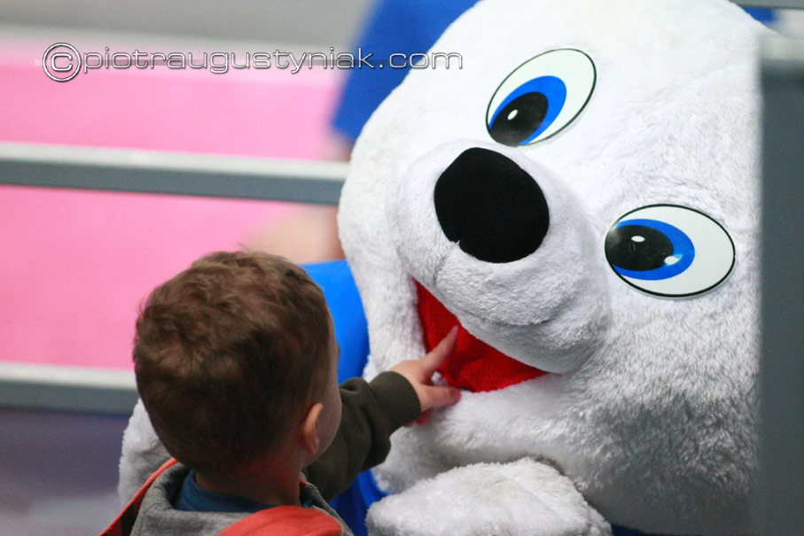 Puchar Polski Orlen Wisła Płock Gaz System Pogoń Szczecin zdjęcia maskotki wisły