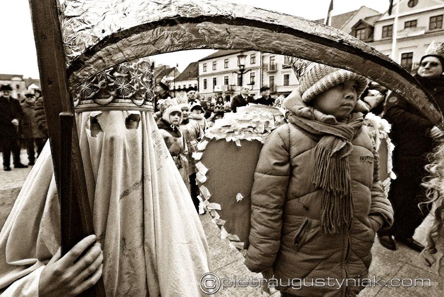 orszak trzech króli zdjecia płock fotograf fotoreportaz fotografia reportażowa