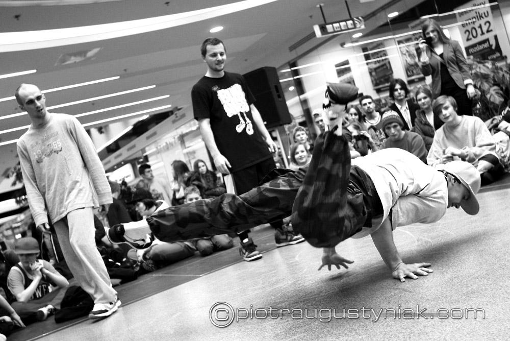 fotograf płock breakdance cup galeria mazovia zdjęcia Piotr Augustyniak