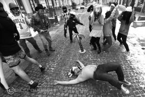 Harlem Shake w Płocku