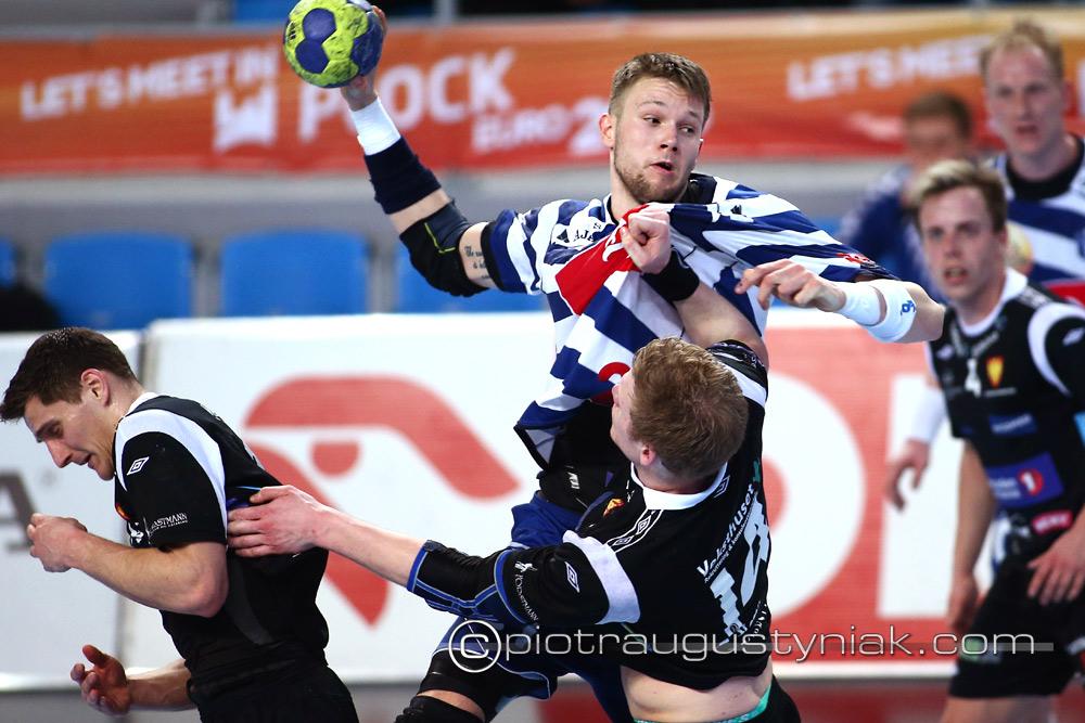 Orlen Wisła Płock Elverum Handball Herrer Fotograf zdjęcia Piotr Augustyniak