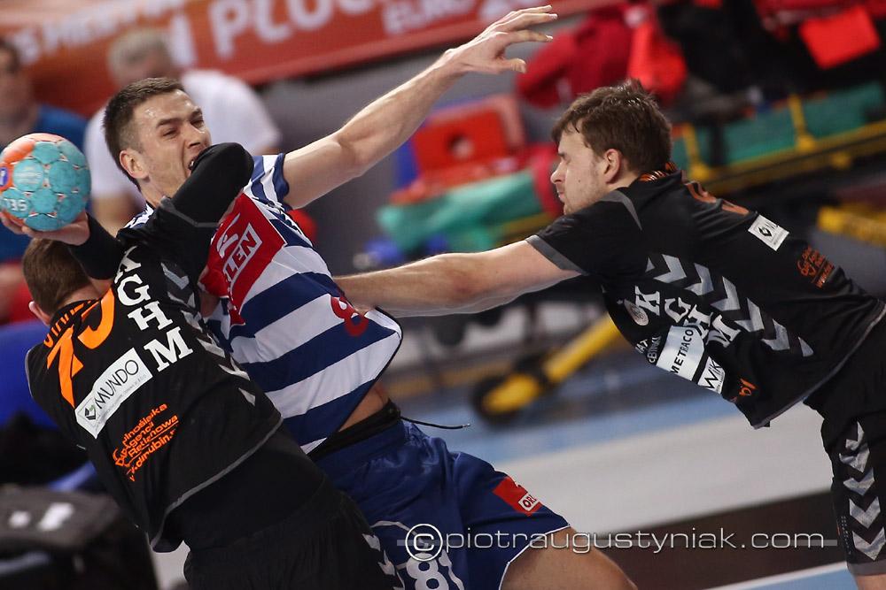 fotograf sportowy Plock piłka ręczna wisła płock mks zaglebie lubin zdjęcia