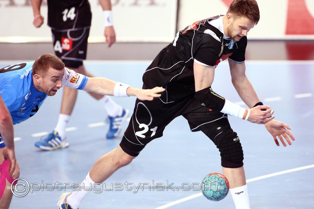 Fotograf Piotr Augustyniak 1/2 Play off Piłka Ręczna. Orlen Wisła Płock Mmts Kwidzyn. Zdjęcia Fotografia sportowa.