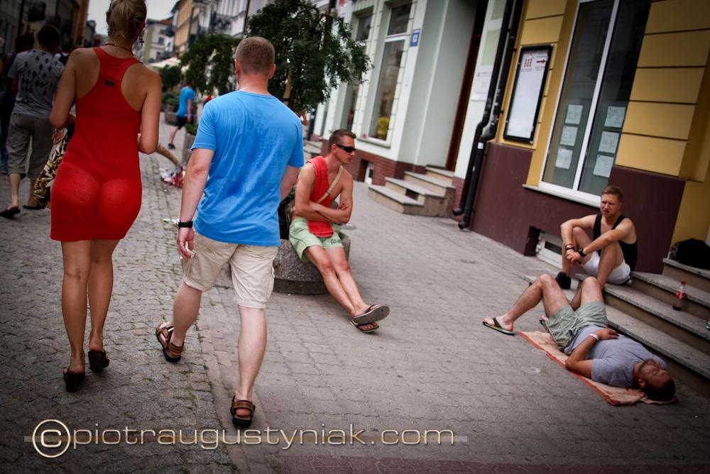 Płock Festiwal Auduoriver zdjęcia Piotr Augustyniak. Fotoreportaż.