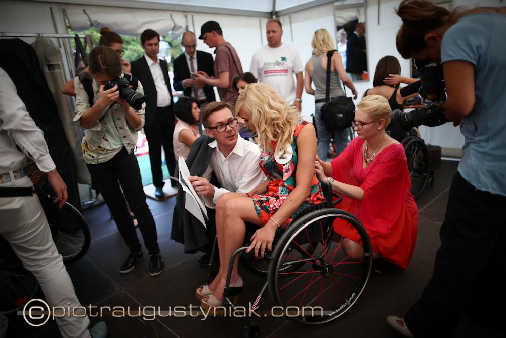 miss polski na wózkach. Ciecocinek 2013