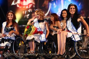 Pierwsza w Polsce Miss na wózkach 2013