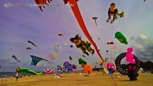 festiwal latawce łeba